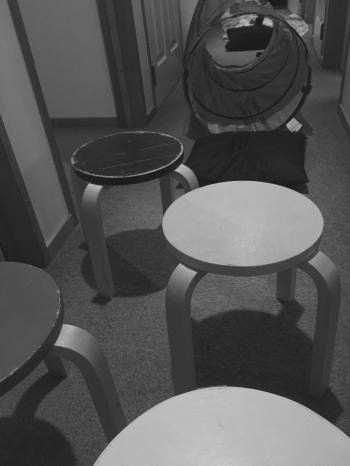 Mocka stepping stools